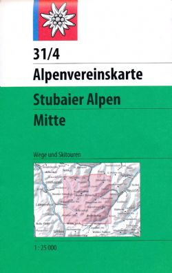 Alpine Club Maps (Alpenvereinskarte)